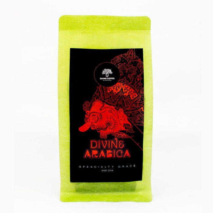 káva Divine Arabica