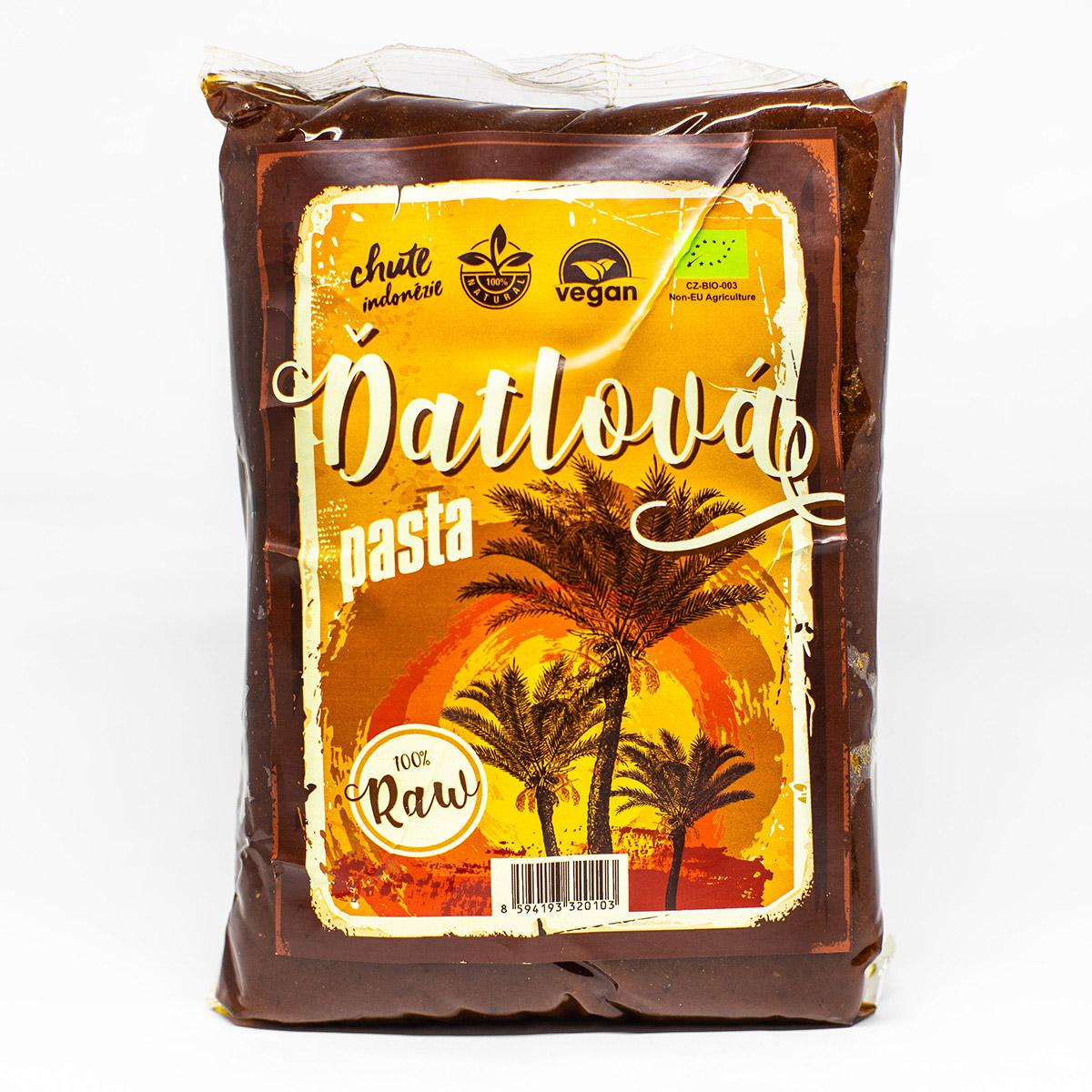 Datlová pasta